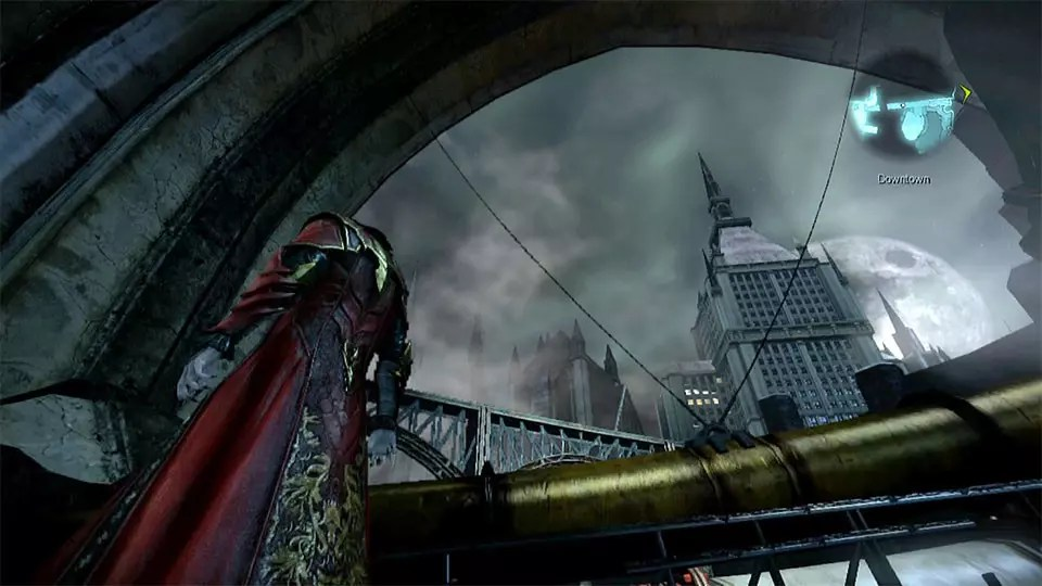 Castlevania: Lords of Shadow 2 Screenshot.