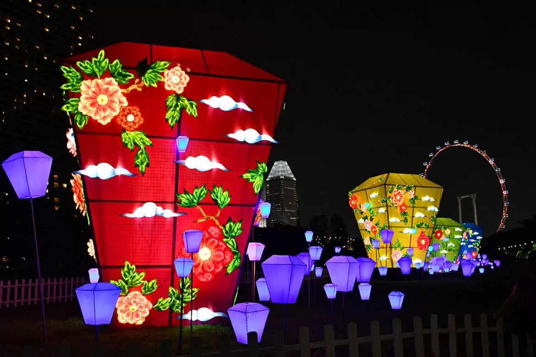 Gardens by the Bay Illuminations