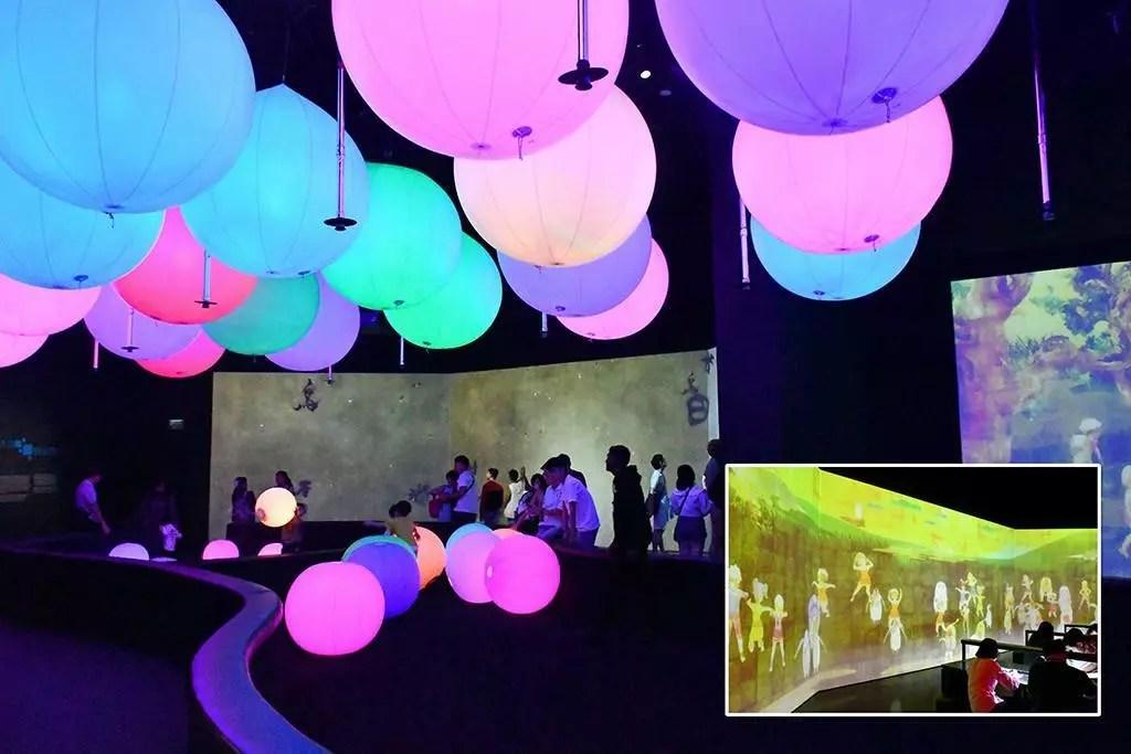 ArtScience Museum Singapore | Future World Exhibition