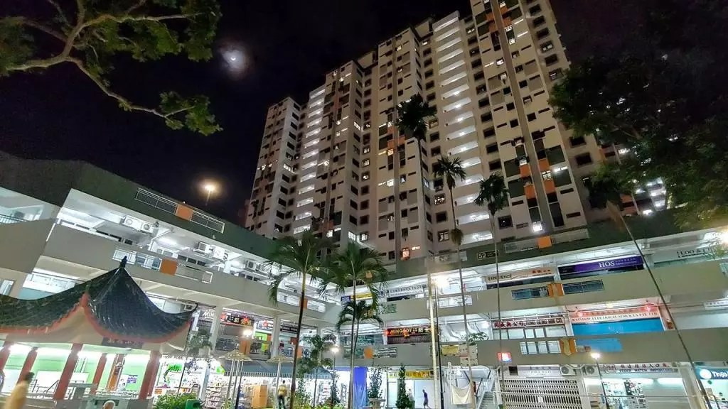 Block 52 Chin Swee Road Estate