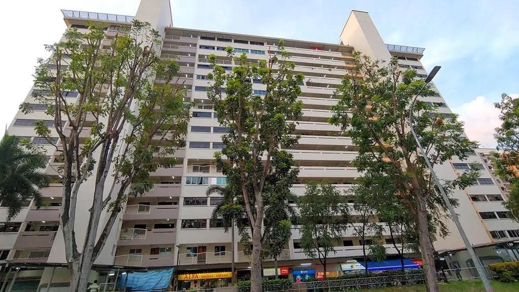 Telok Blangah Crescent Block 6
