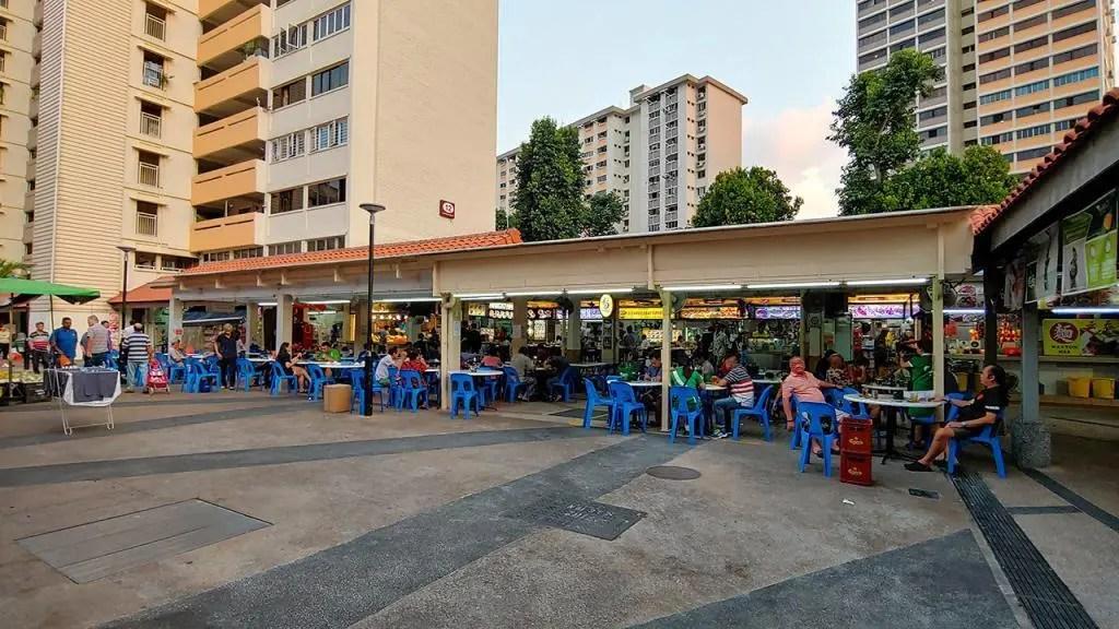 Telok Blangah Crescent Coffee Shop