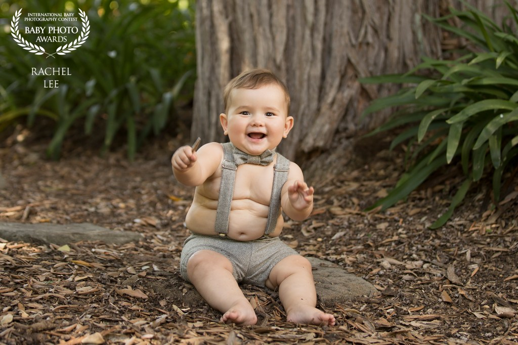 Outdoor Baby Photographer Award