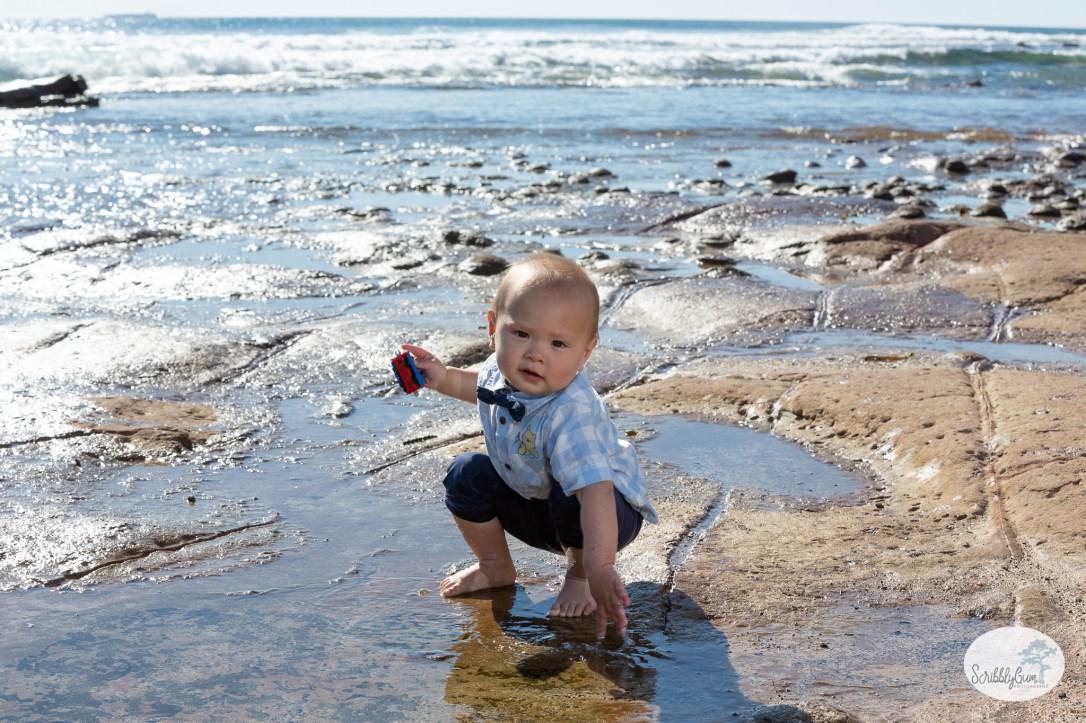 Family Photoshoot at the Beach