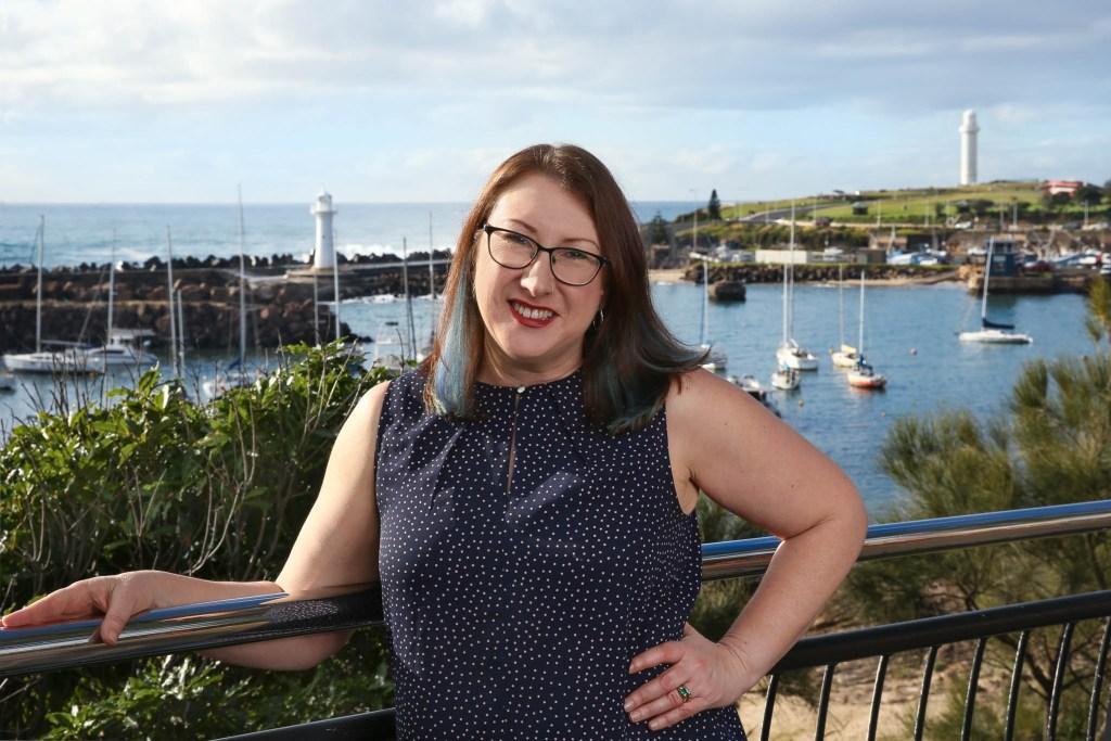 Wollongong Outdoor Professional Headshot