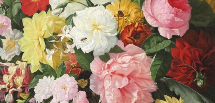 [Mode Révision] 13. Redouté, le «Raphaël des fleurs»