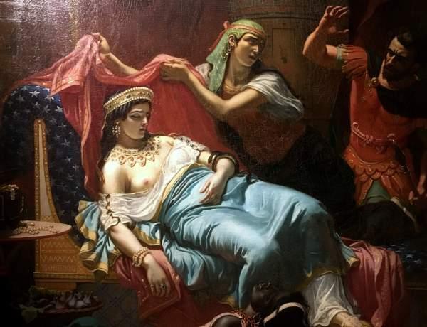[Entretien] Quand Antoine rencontre Cléopâtre…