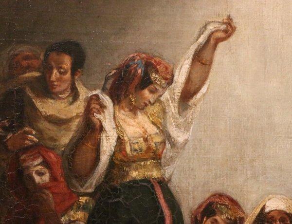 [Visite guidée] Exposition Delacroix au Louvre