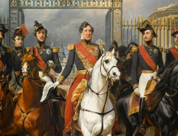 [Visite privée] Louis-Philippe et Versailles