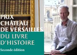 [Actus] Georges Forestier «renverse la table» et remporte le Prix château de Versailles du livre d'histoire