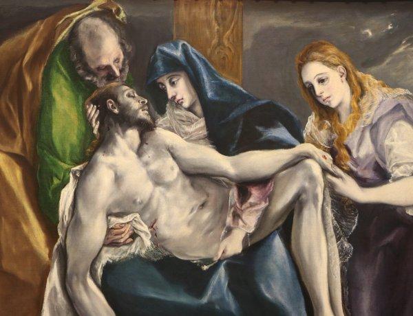 [Mode révision] «Pietà» de Greco