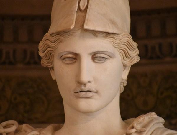 [Louvre] Restauration de la Pallas de Velletri