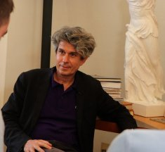 [Entretien] Ludovic Laugier, conservateur des sculptures grecques du Louvre