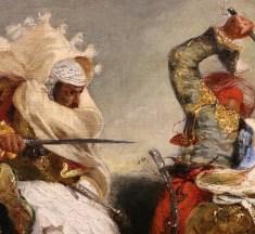 [Exposition confinée] «Un duel romantique» au musée Delacroix