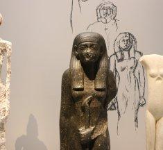 [Visite privée] Exposition «Giacometti et l'Égypte antique» à l'Institut Giacometti