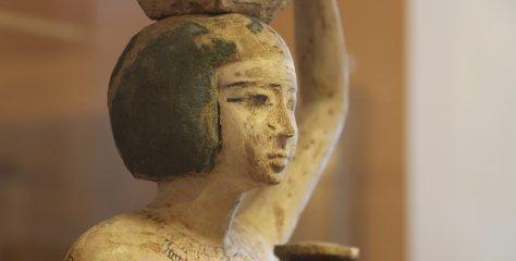 [Visite privée] Aux sources de «Giacometti et l'Égypte antique» au musée du Louvre