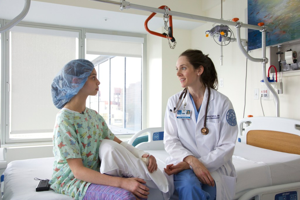 Pediatric Anesthesiology Transcription