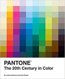 palette de couleur pantone