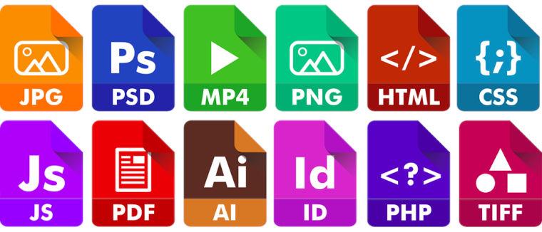 différents formats supportés par scribus