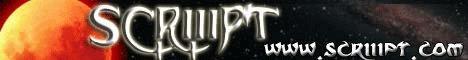 Une autre bannière vers le site de scriiipt