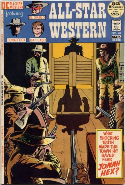 DC All-Star western - 1972