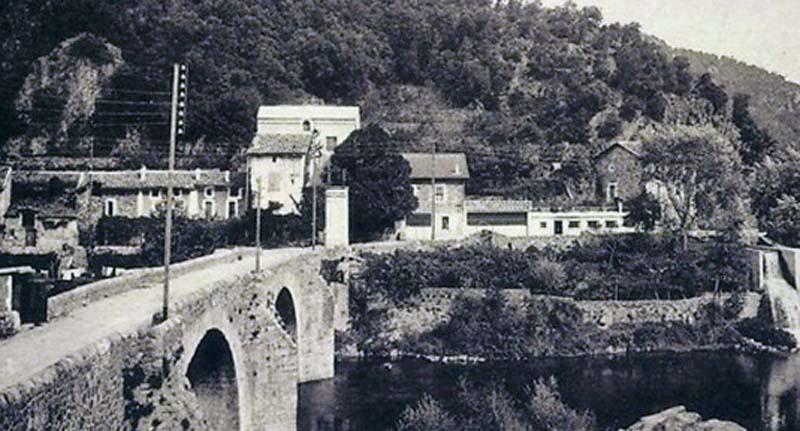 Ardèche en 1934