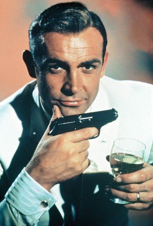 James Bond 007 et son Walther PPK