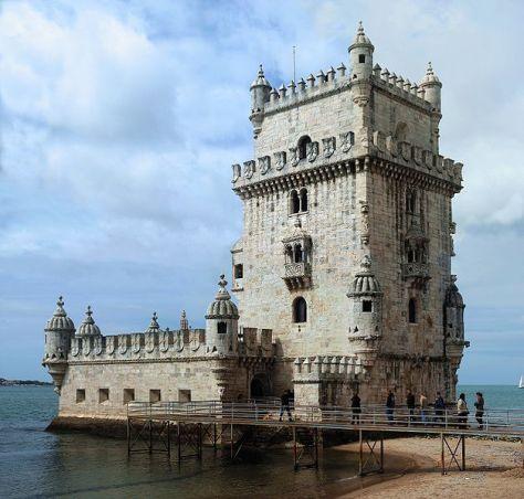 Inspiration - La Tour de Belém, à Lisbonne