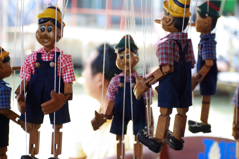 puppet land
