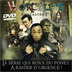 Worcruft-Paris-Manga-Webserie