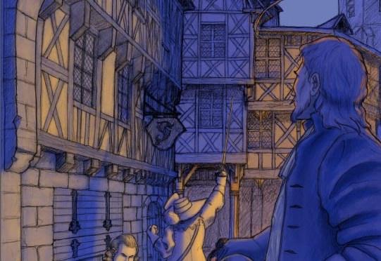 [JdR] Télécharger la nouvelle version de Mousquetaire de Sang