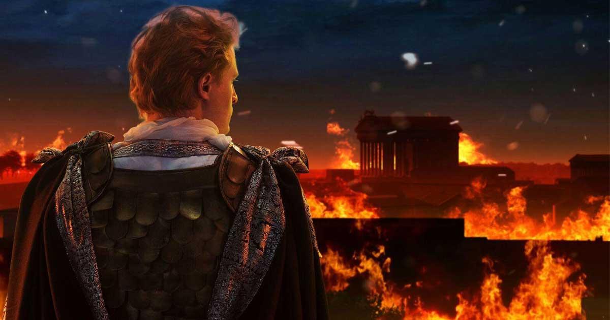 incendie de Rome