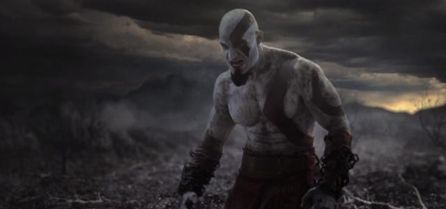 god of war ascension live action