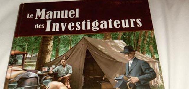 Manuel des Investigateurs