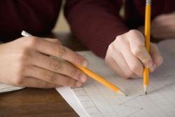 Papier et crayon