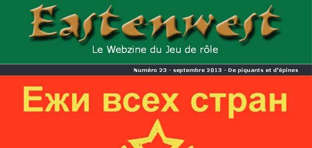 [webzine] Eastenwest n°23