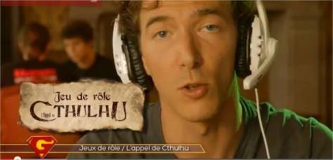 JEU DE ROLE – l'appel de Cthulhu