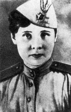 Tatiana Nikolaïevna Baramzina