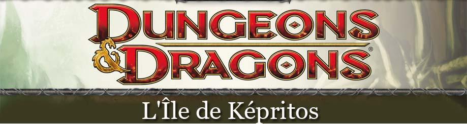 Île de Képritos (L') - Campagne D&D4