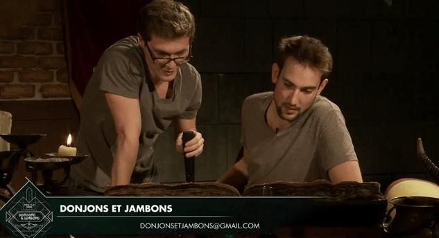 Donjons&Jambons - Épisode premier