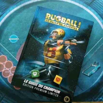 Rugball Le Guide du Champion