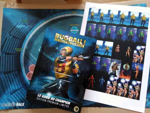 Rugball! Guide du Champion