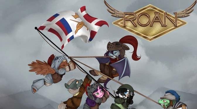 Les Petits Poneys de Roan, le jeu de rôle !