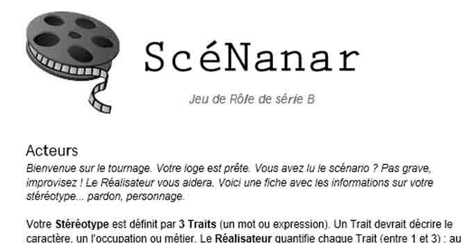 ScéNanar