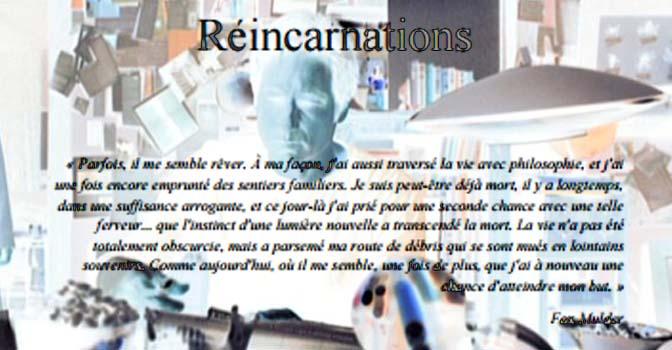 réincarnations