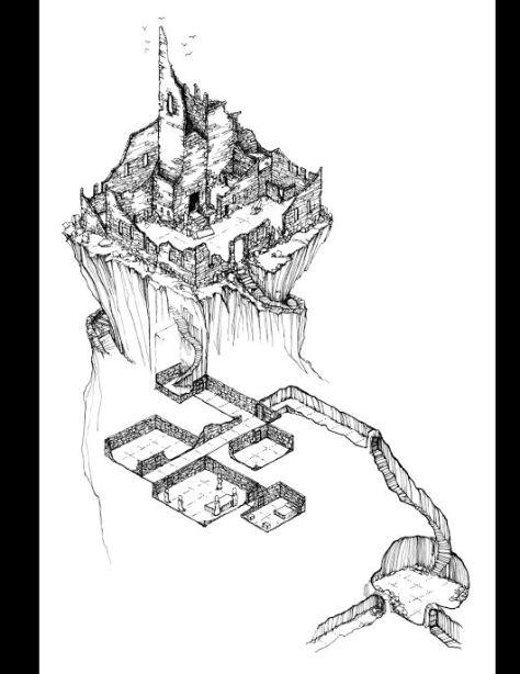 carte isométrique