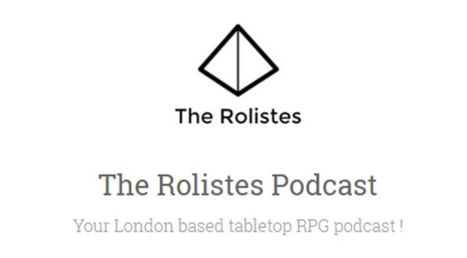 Suivez The Rolistes Podcast