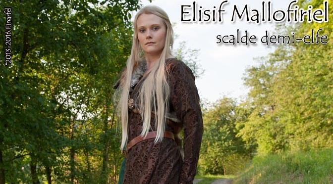 [Inspiration Personnage] Elisif Mallofiriel par Finarfel