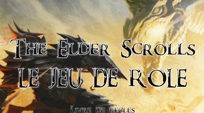 The Elders Scrolls, et si c'était un jeu de rôle ?