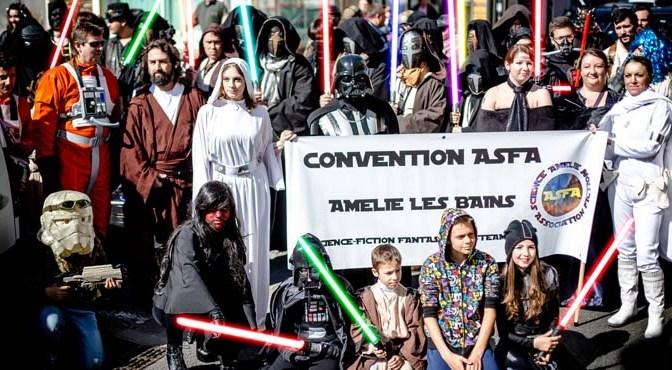 Convention ASFA 2017 – Amélie-les-Bains est fantastique !